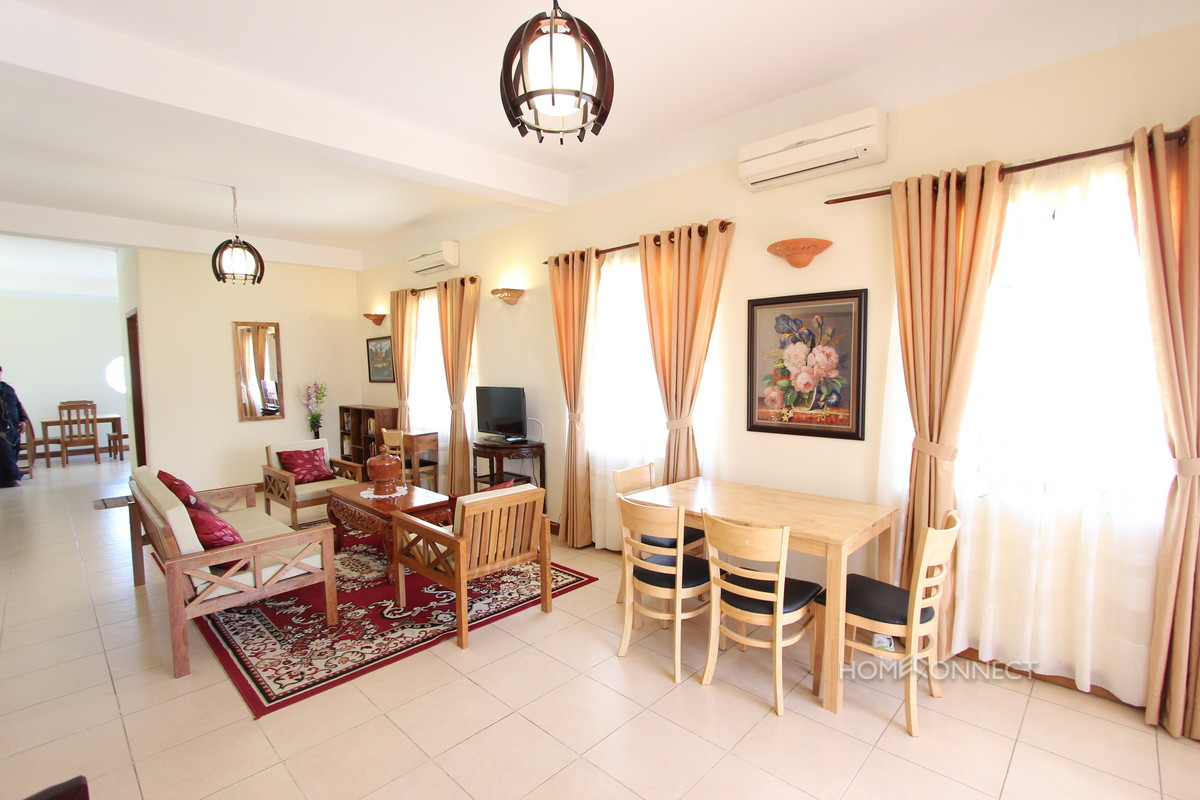 Large 3 bedroom apartment for rent near aeon mall phnom penh pp real estate for 3 bedrooms apartments for rent