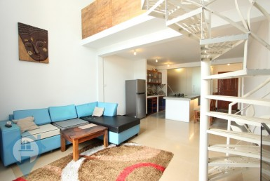 Western Style 1 Bedroom Located Close to Russian Market | Phnom Penh Real Estate