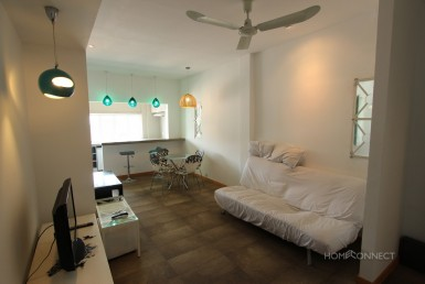 Newly Renovated Apartment Close to Riverside | Phnom Penh Real Estate