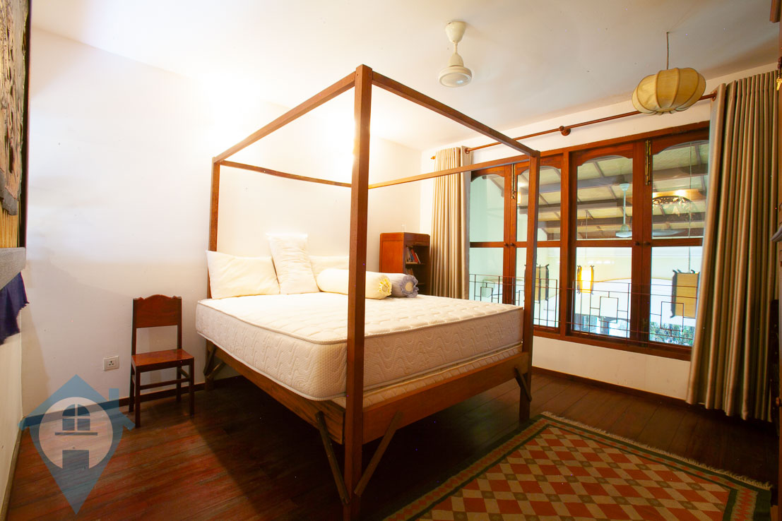 ''French Colonial 1 Bedroom Apartment Near Royal Palace For Rent | Phnom Penh Real Estate''