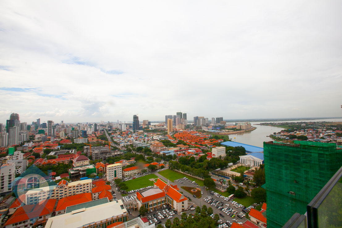 ''Contemporary 1 Bedroom Apartment In Tonle Bassac | Phnom Penh Real Estate''