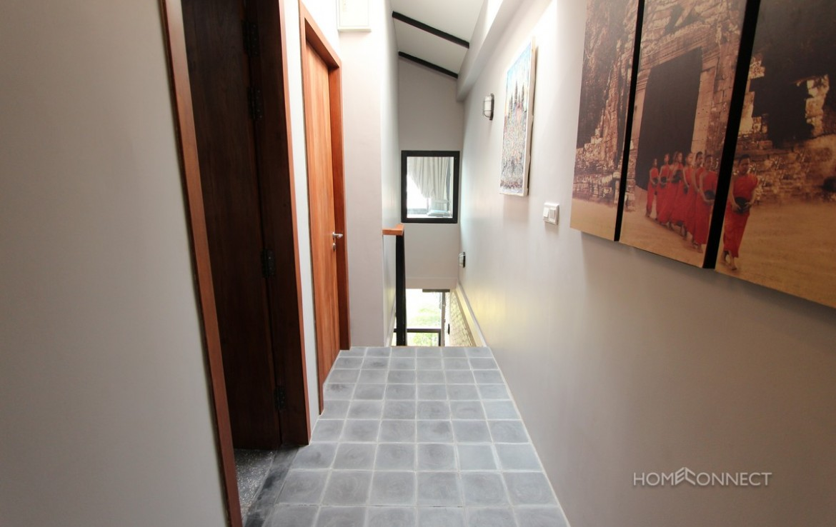 ''Modern 2 Bedroom Apartment For Rent Near Exchange Square | Phnom Penh Real Estate''