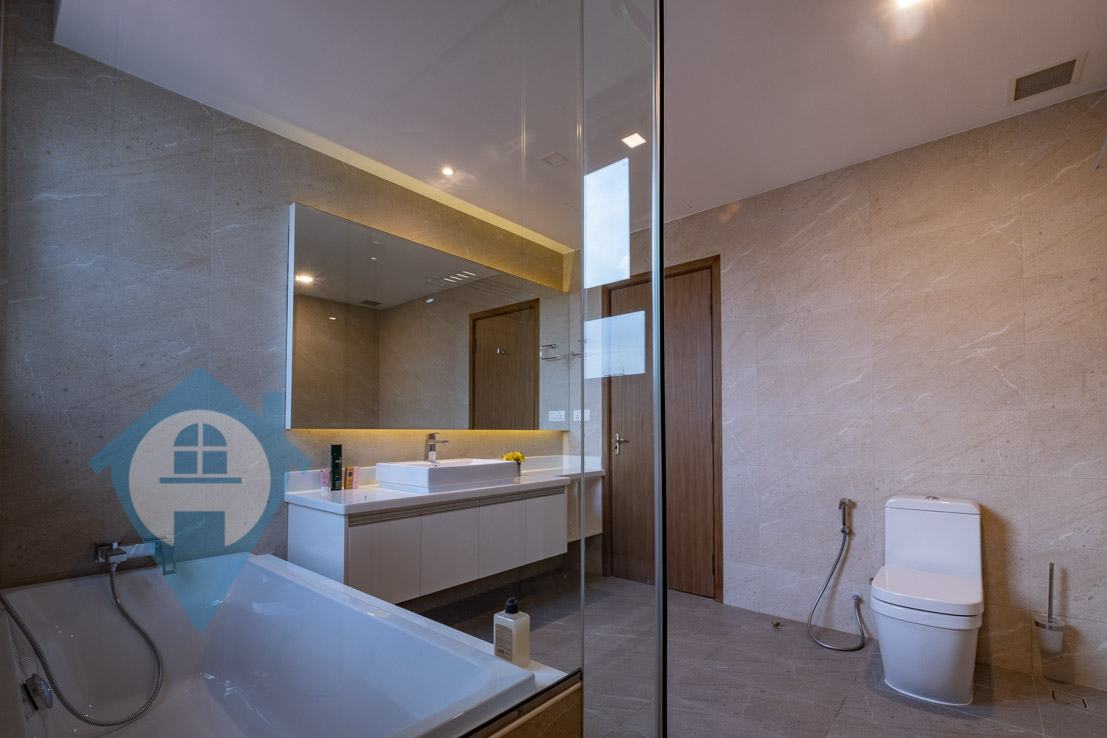 ''Modern Two Bedroom Apartment in The Heart of BKK1 | Phnom Penh Real Estate''